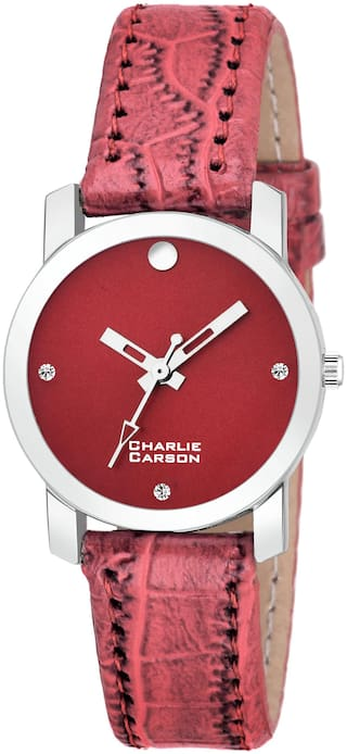 Charlie Carson analog watch for women- CC172G