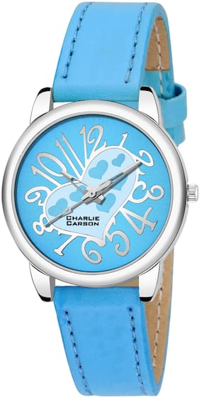 Charlie Carson sky functional watch for women-CC450G