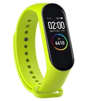M4 BAND Unisex Fitness Band & Trackers