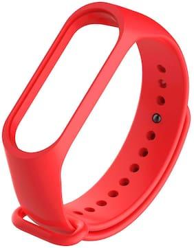 CHG Watch Strap for Xiaomi Mi Band 4 / Mi Band 3;Soft Silicone Replace Part for Mi3 Mi4 Band Fitness Sports Activity Bracelet Wristband Xiaomi Band 3/4 Watch Band M4 M3 Wrist Strap