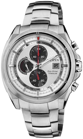 Citizen Analog White Dial Men's Watch - CA0551-50A