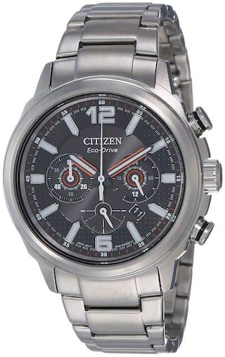 citizen Analog Black Dial Men's Watch-CA4380-83E