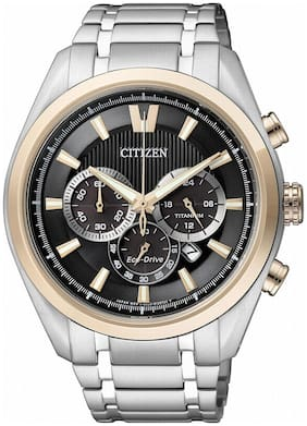 Citizen CA4015-54E Chronograph Watch - For Men