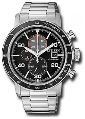 Citizen Chronograph Black Dial Men's Watch -Ca0641-83E