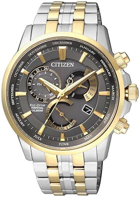 Citizen Chronograph Black Dial Men's Watch-BL8144-89H