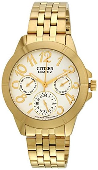 Citizen  Ed8102-56A Women Analog Watch