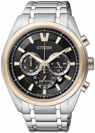 Citizen  Ca4015-54E Men Chronograph Watch