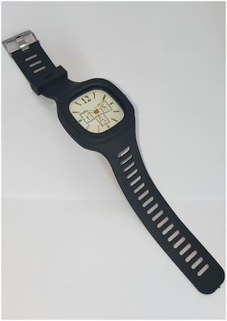 Clockroom Addi Watch Men Off White - Analog Watch