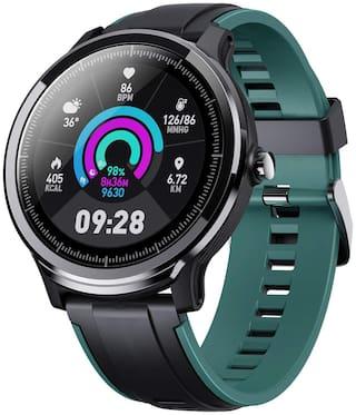 CrossBeats CB-ACE-Turq Unisex 40 mm Turquoise Smart Watch