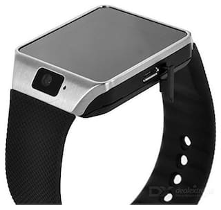 CRYSTAL DIGITAL DZ09 Smart Watch Compatible with All 3G;4G Phone with Camera and Sim Card Support
