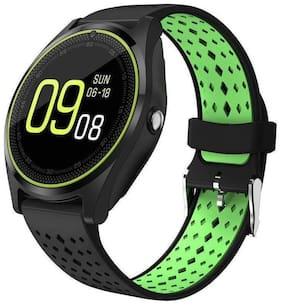 Unisex Green Smart Watch