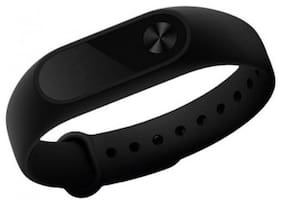 Crystal Digital  Bluetooth M2 Fitness Band With Heart Rate Sensor Smart Band And Fitness Tracker (Black) for Blackberry