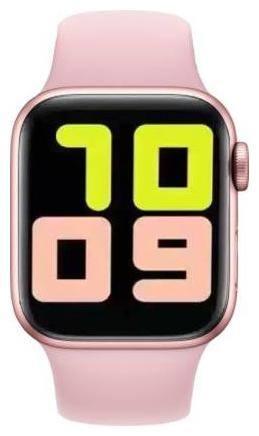 T55_Rosegold_01 Unisex Smart Watch