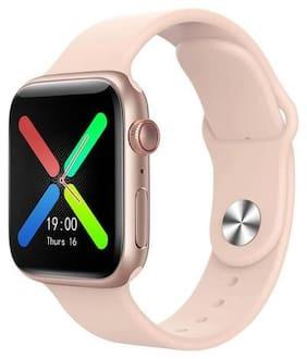 T500_Rosegold_02 Unisex Smart Watch