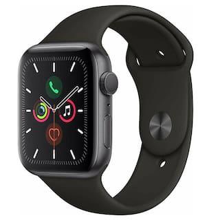 Crystal Digital W26+ Pro Unisex 44 mm Black Smart Watch