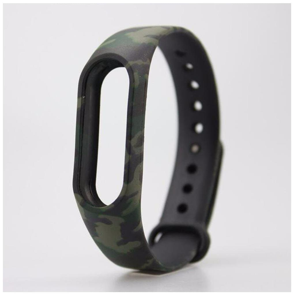CHG M2 High-quality Business Case Fitness Band For Xiaomi Mi Band (Green)