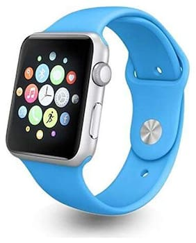 Crystal Digitala1 Bluetooth Smart Wrist Watch With Camera;Sim & Tf Card Support For Android;Ios & Smart Phone Blue Smartwatch