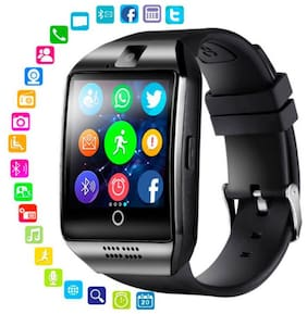 Crystal Digital Smart Watch For Unisex