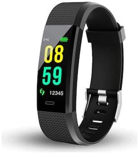 Crystal Digital ID115 Smart Bracelet Sport Pedometer Fitness Tracker Wristband