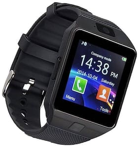 TSV DZ09 Bluetooth Smartwatches for Men Boys Girls with Camera & SIM Card Support Compatible with/for Vivo V11 Pro