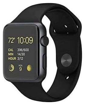CRYSTAL DIGITAL A1 Bluetooth 4G Touch Screen Smart Watch with Camera, SIM Card, SD Card Slot for All Android and iOS Devices (black)
