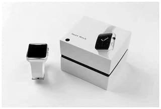 TSV  Camera & SIM Card Supported Bluetooth X6 Smartwatch Compatible With Samsung Galaxy S9+
