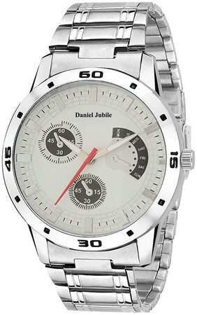 Daniel Jubile Analog Watch For Men