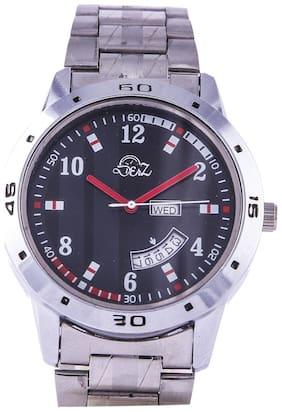 Derz Day and date Analog Watch For Men - DZ 012