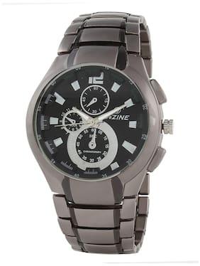 Dezine Brown Chronograph Watch