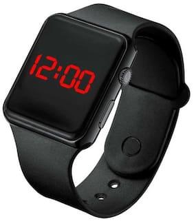 HMTI D5233 Unisex Black - Digital Watch