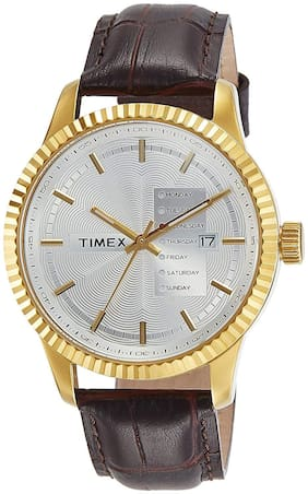 E-CLASS MEN TWEG15105 TIMEX Analog Watch