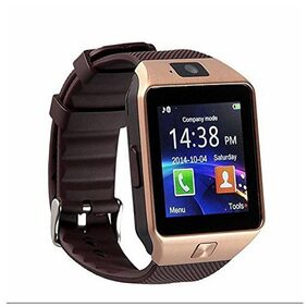 eCosmosTM Bluetooth Smart Watch Phone With Camera and Sim Card Slot & Memory card Slot