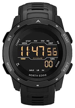 EONZ Mars Unisex 42 mm Black Smart Watch