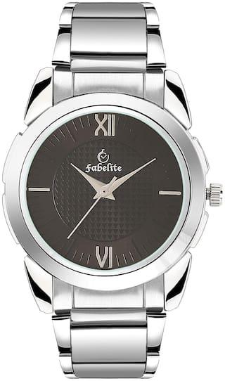 Fabelite NEC00125212 Women Black Analog Watch