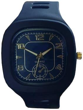 FARP Analog dark blue colour mens watch
