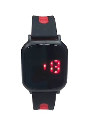 FARP Digital Led watch rubber type mens and boys watch womens and girls watch