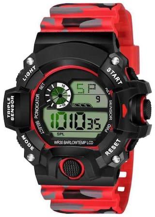 FARP dued723411 Men Green - Digital Watch