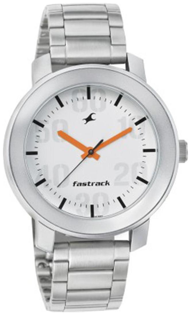 Fastrack  3121SM01 Men Analog Watches
