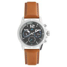Fastrack 3169SL01 Men Multifunction watch