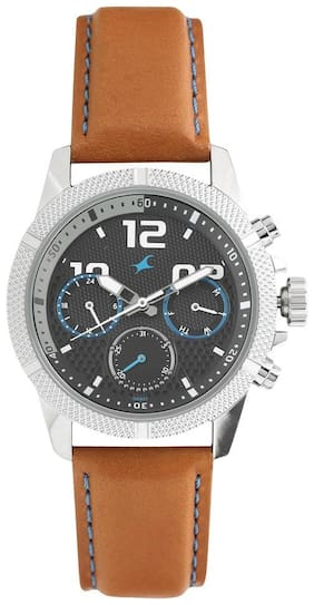 Fastrack 3169SL01 Guys Multifunction Watches