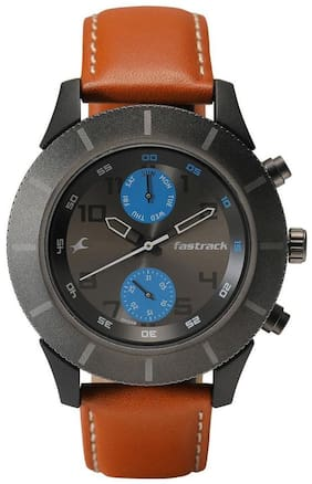 Men Grey Chronograph Watches