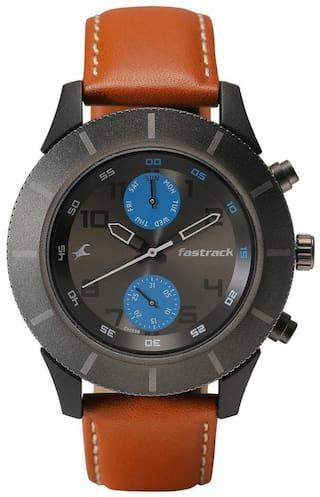 Fastrack 3182KL52 Men Analog watch
