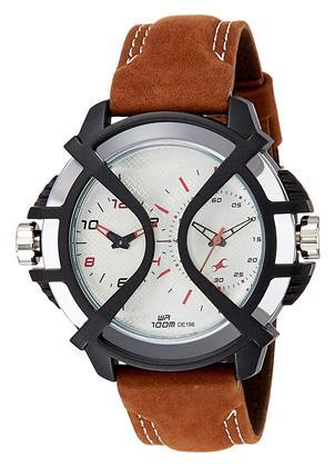 Fastrack  Nf38016Pl02J Men Analog Watch
