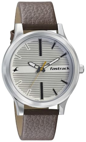 Fastrack 38051SL01 Men Analog watch