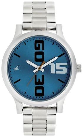 Fastrack 38051SM06 Men Analog watch