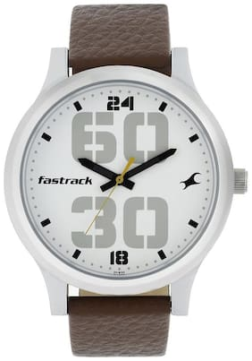 Fastrack 38051SL06 Men Analog watch