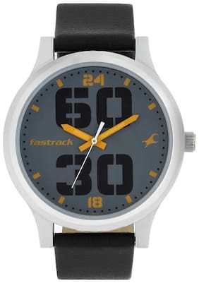 Fastrack 38051SL03 Men Analog watch