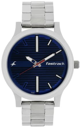 Fastrack 38051SM03 Guys Analog Watches