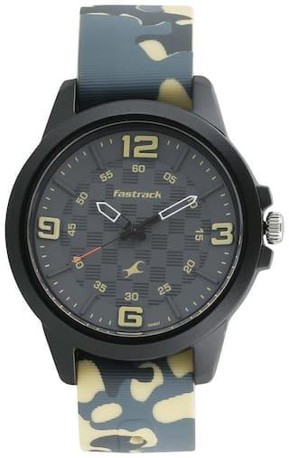 Fastrack 38048PP02 Men Analog watch