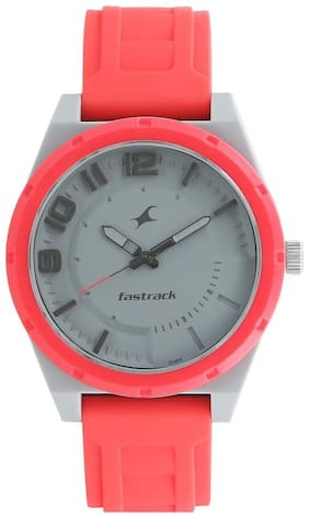 Fastrack 38040PP04 Guys Analog Watches